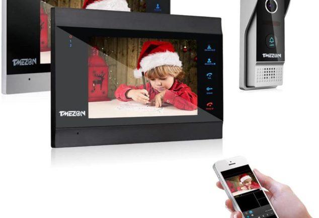 Meilleur visiophone interphone achat top 10 guide prix pas cher commande